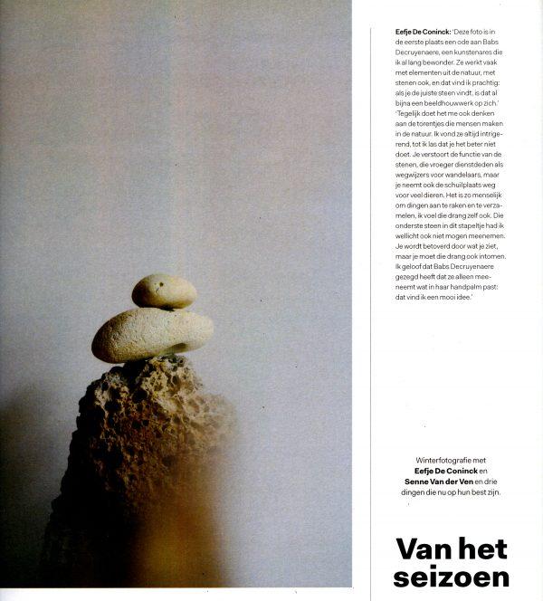 2021 – De Standaard Magazine feb